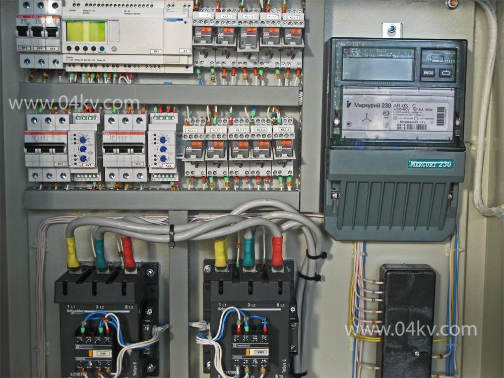 типовые схемы авр schneider electric