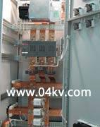 Шкаф управления постоянного тока
