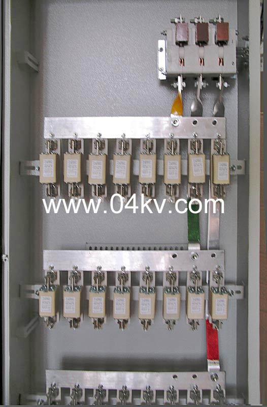 силового шкафа ШР-11