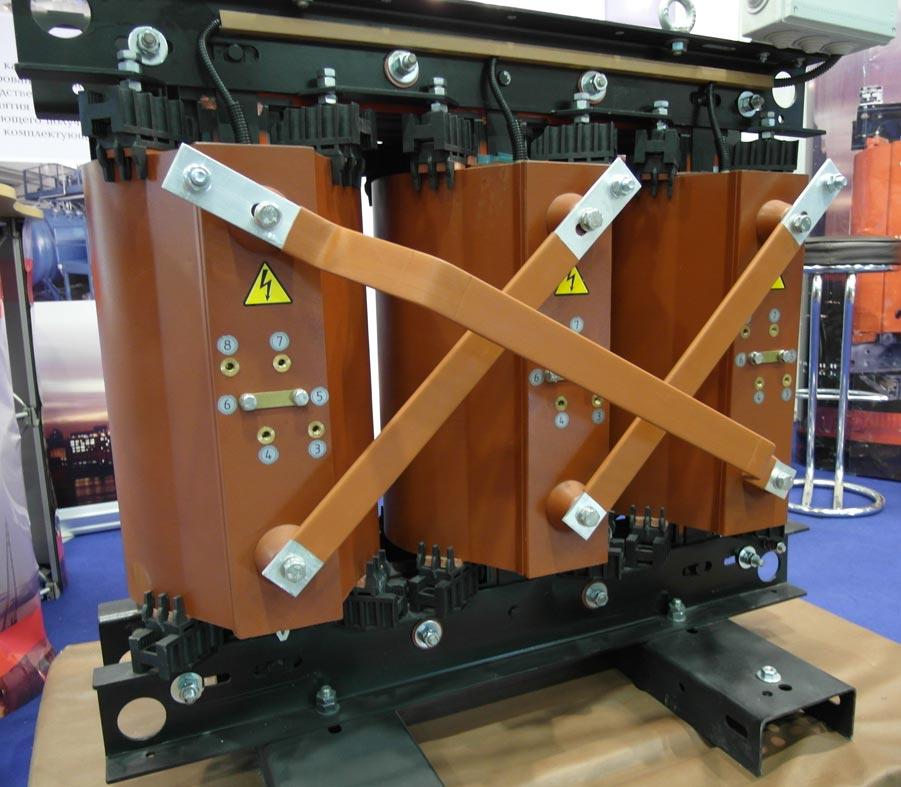Трансформаторы с воздушным охлаждением сухие транс форматоры