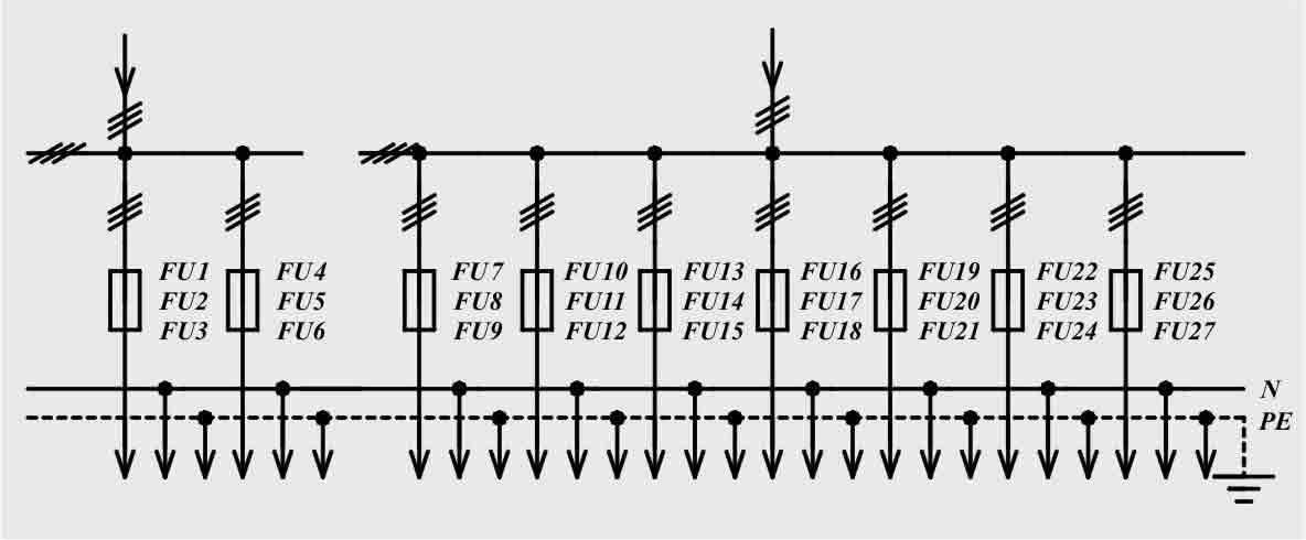 Схема ВРУ-1-41